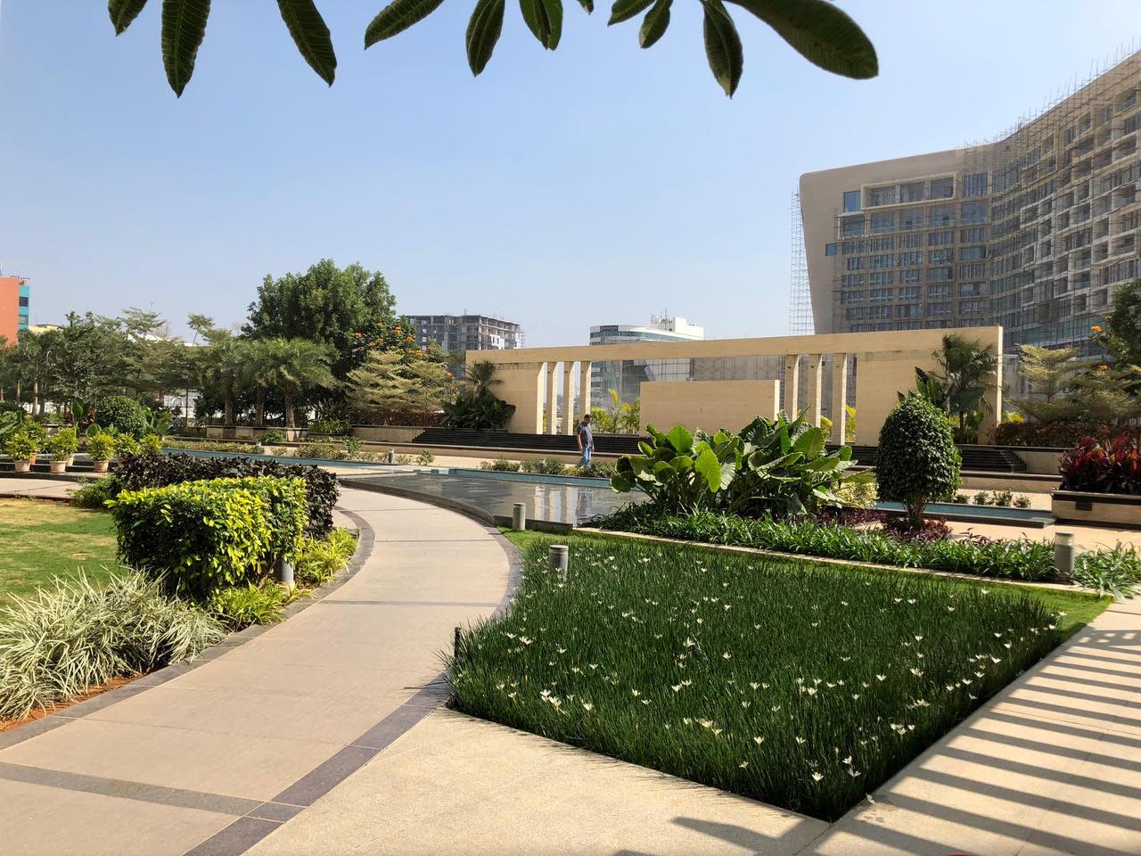 Landscape designer in hyderabad