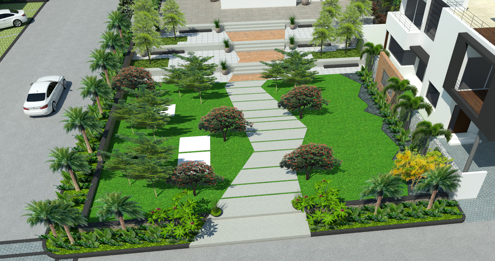 top most landscape architects in hyderabad