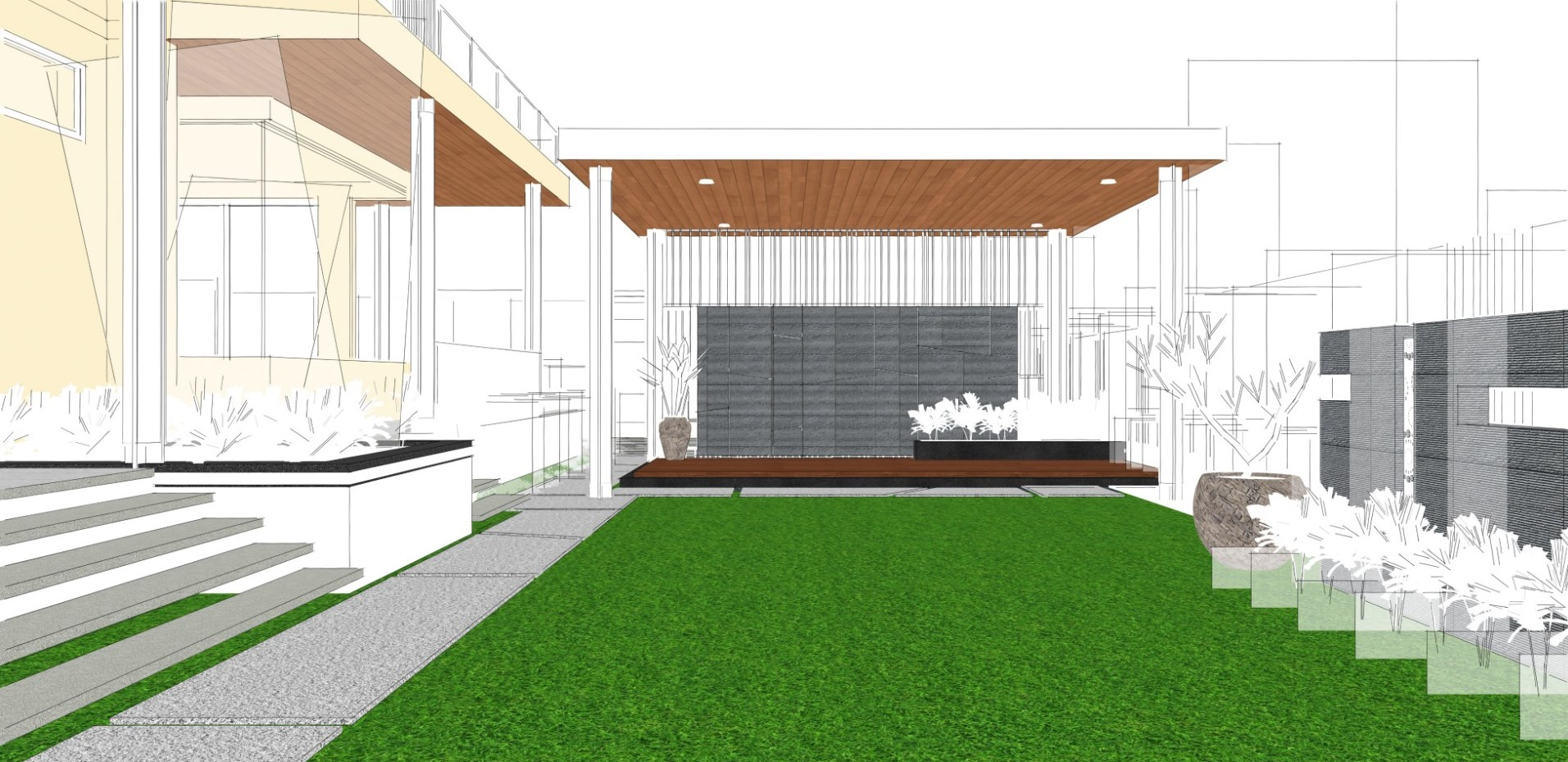 best landscape architect in hyderabad, India