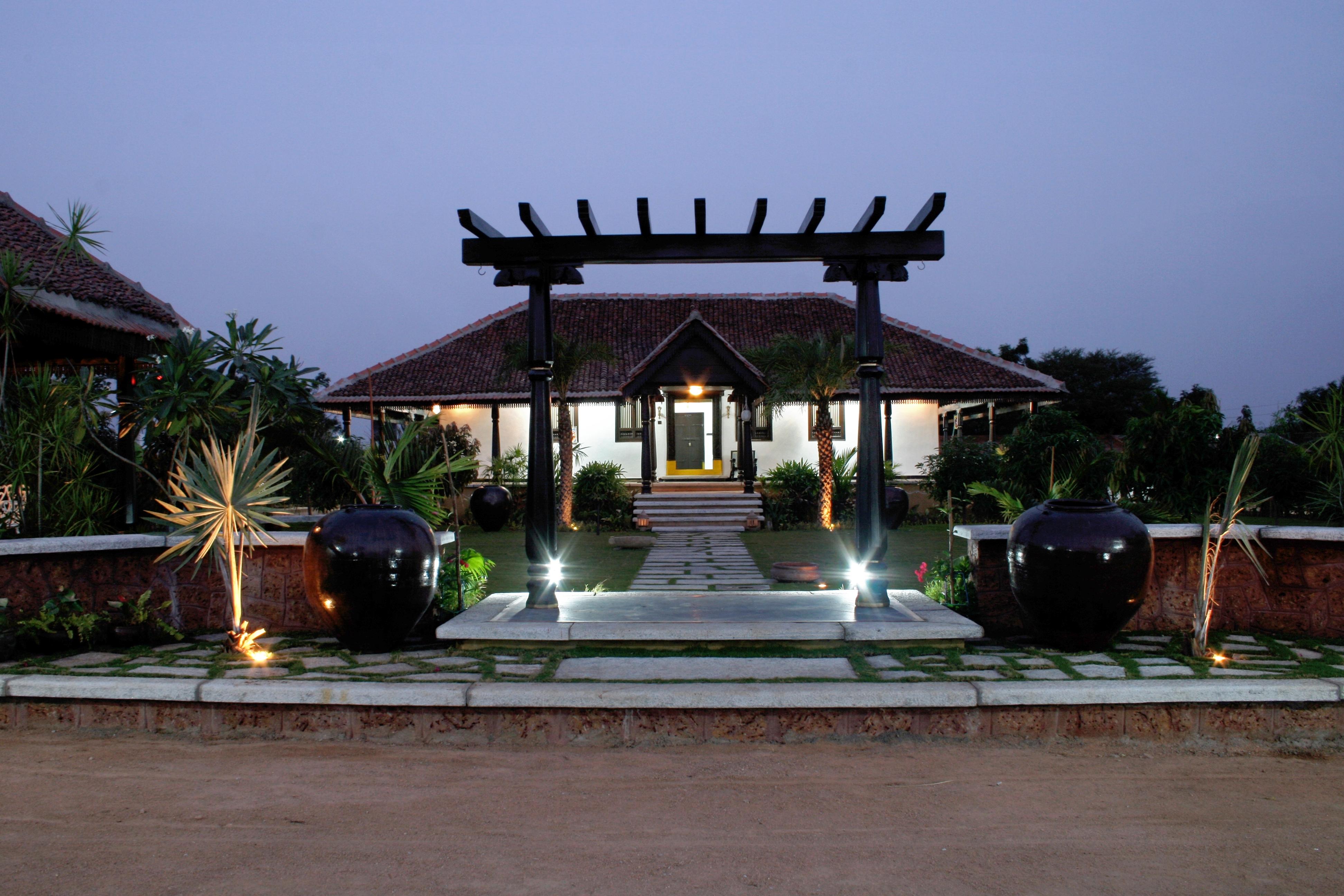 best farmhouse architect landscape